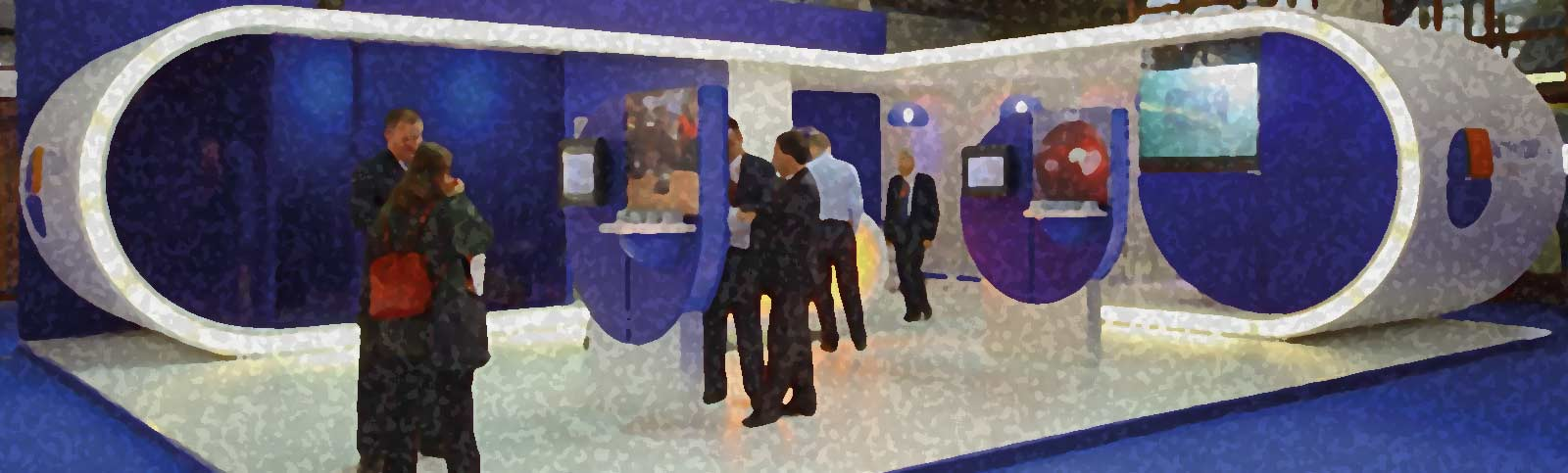 Drawing a Crowd at a Trade Fair or Exhibition